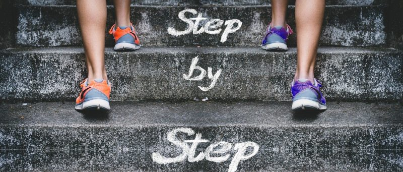無理なく刺激に慣らすための3つのステップ